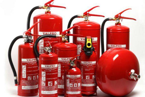 کارگاه شارژ کپسول آتش نشانی